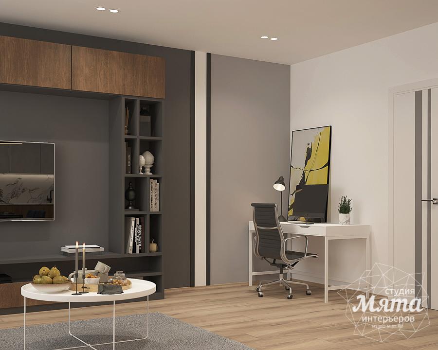 Дизайн интерьера трехкомнатной квартиры ЖК Близкий img1142724477