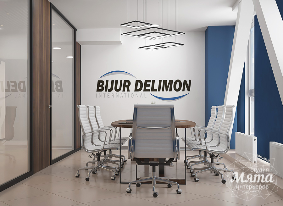 Дизайн интерьера офиса Bijur Delimon img2131207886
