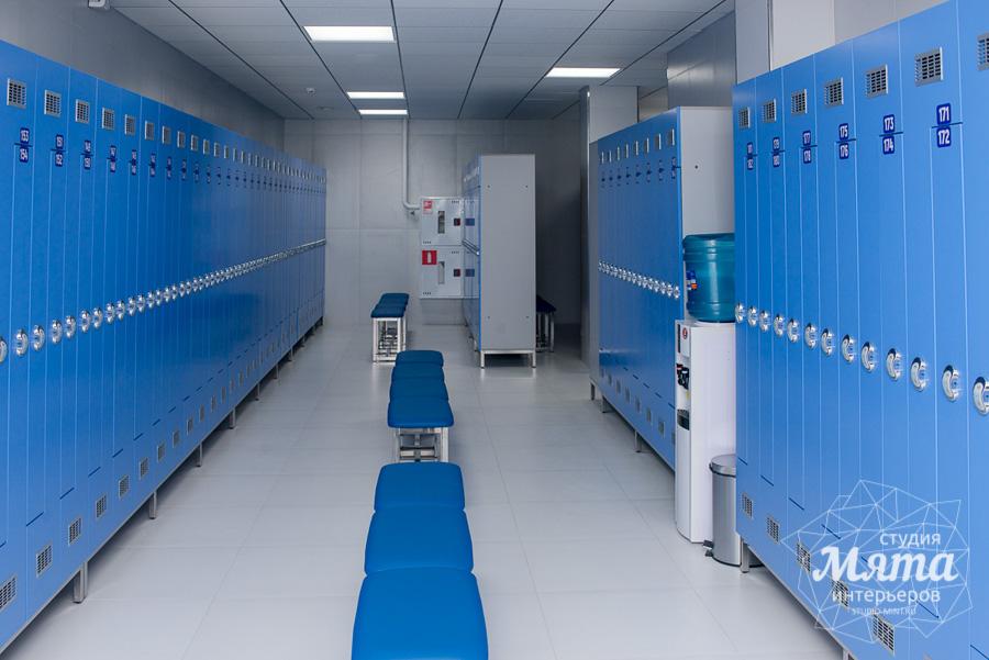 Дизайн интерьера и ремонт помещений для АО Ирбитский Молочный Завод 32