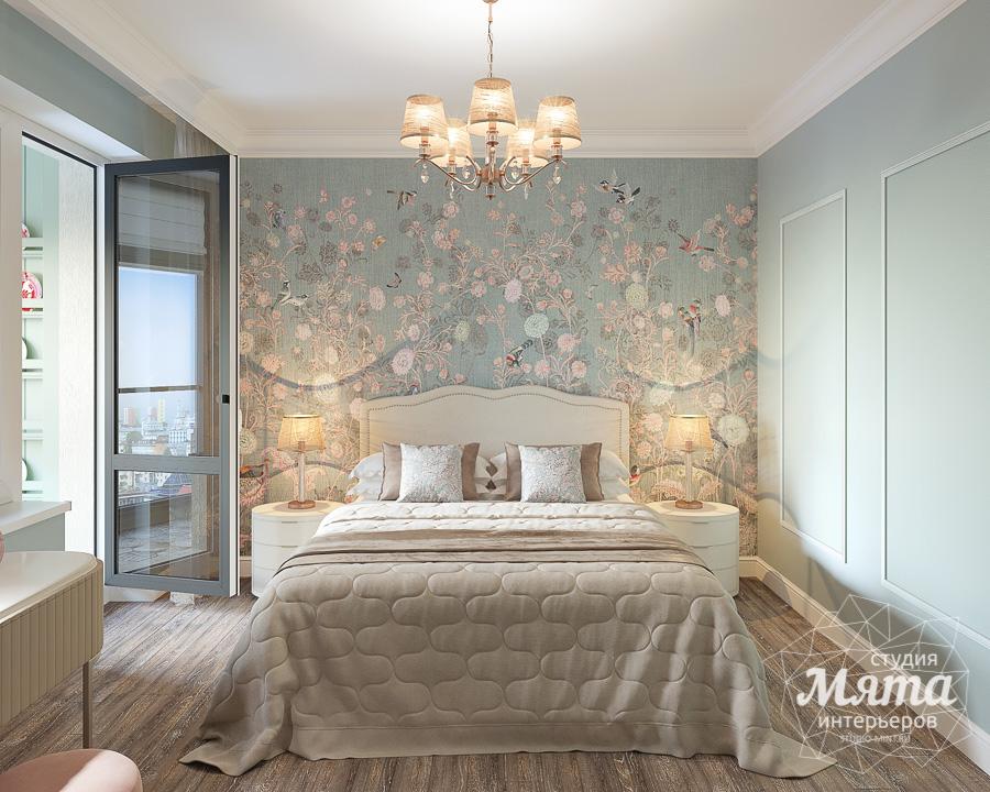 Дизайн интерьера двухкомнатной квартиры ЖК Ольховский парк img149172752