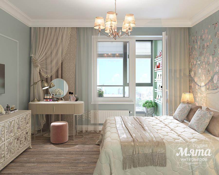 Дизайн интерьера двухкомнатной квартиры ЖК Ольховский парк img1367413536