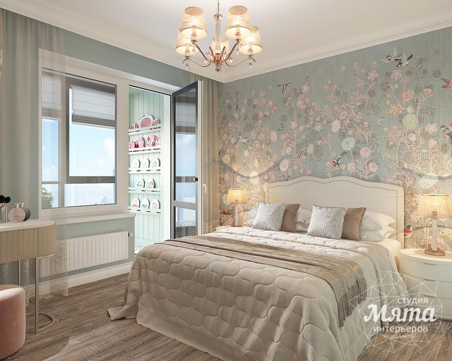 Дизайн интерьера двухкомнатной квартиры ЖК Ольховский парк img425848259