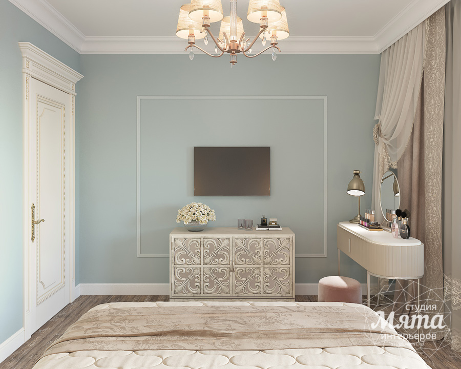 Дизайн интерьера двухкомнатной квартиры ЖК Ольховский парк img1297520438