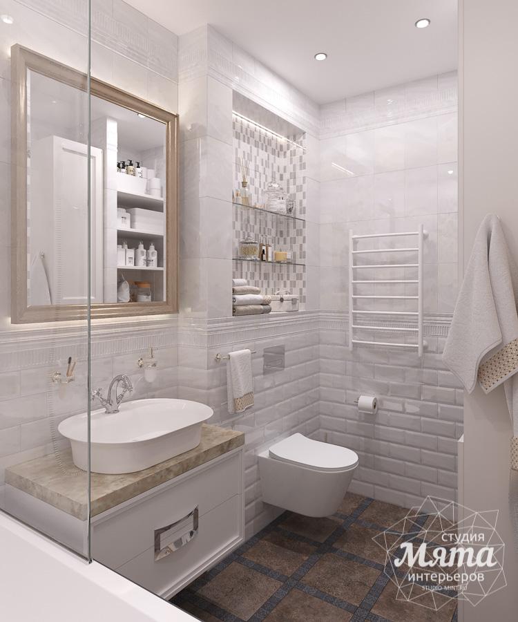 Дизайн интерьера двухкомнатной квартиры ЖК Ольховский парк img341981903