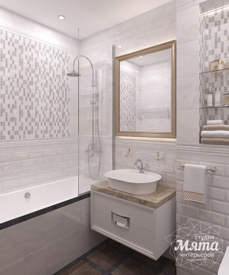 Дизайн интерьера двухкомнатной квартиры ЖК Ольховский парк img748621403
