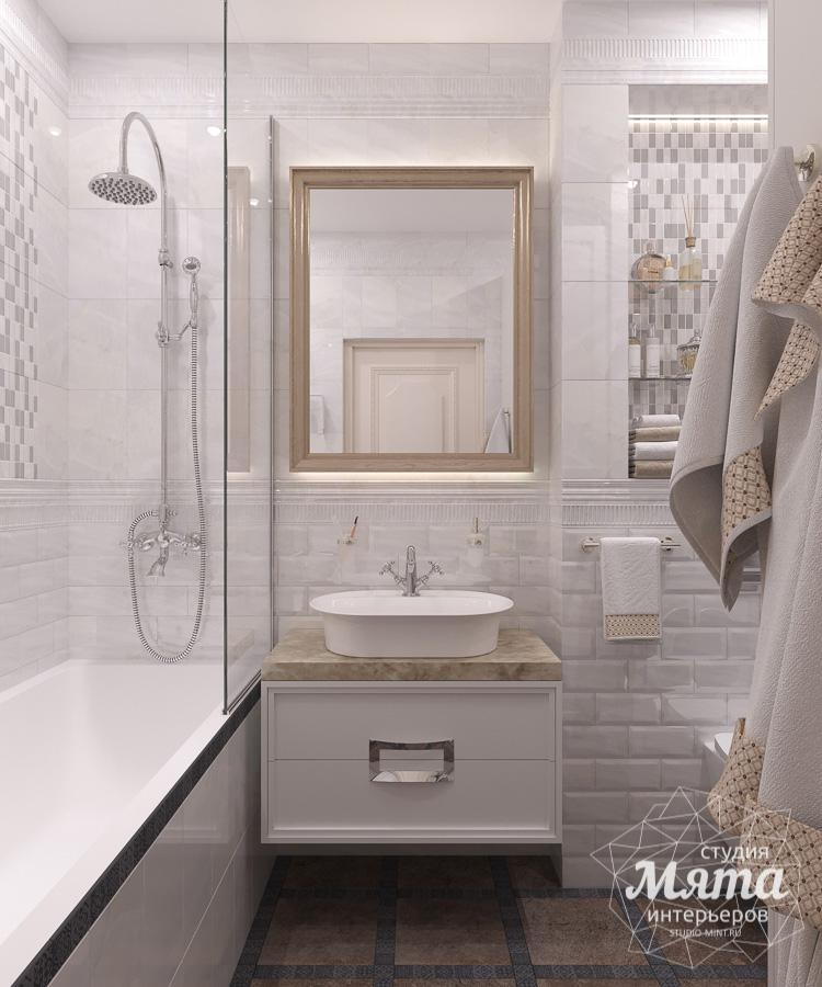 Дизайн интерьера двухкомнатной квартиры ЖК Ольховский парк img977858764