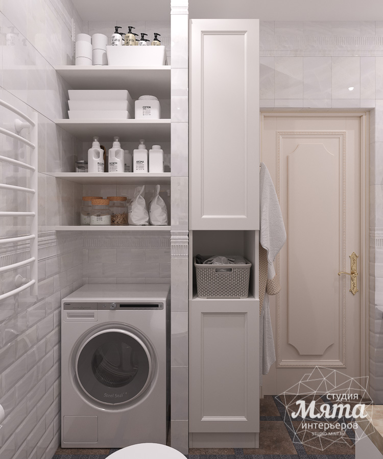 Дизайн интерьера двухкомнатной квартиры ЖК Ольховский парк img517494124