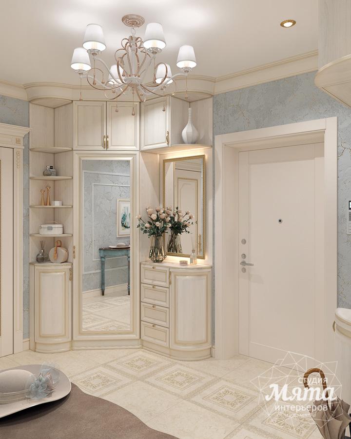 Дизайн интерьера двухкомнатной квартиры ЖК Ольховский парк img94210838