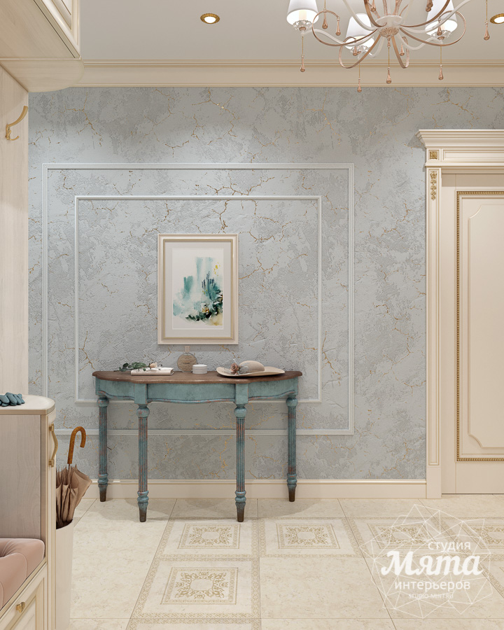 Дизайн интерьера двухкомнатной квартиры ЖК Ольховский парк img2026596414