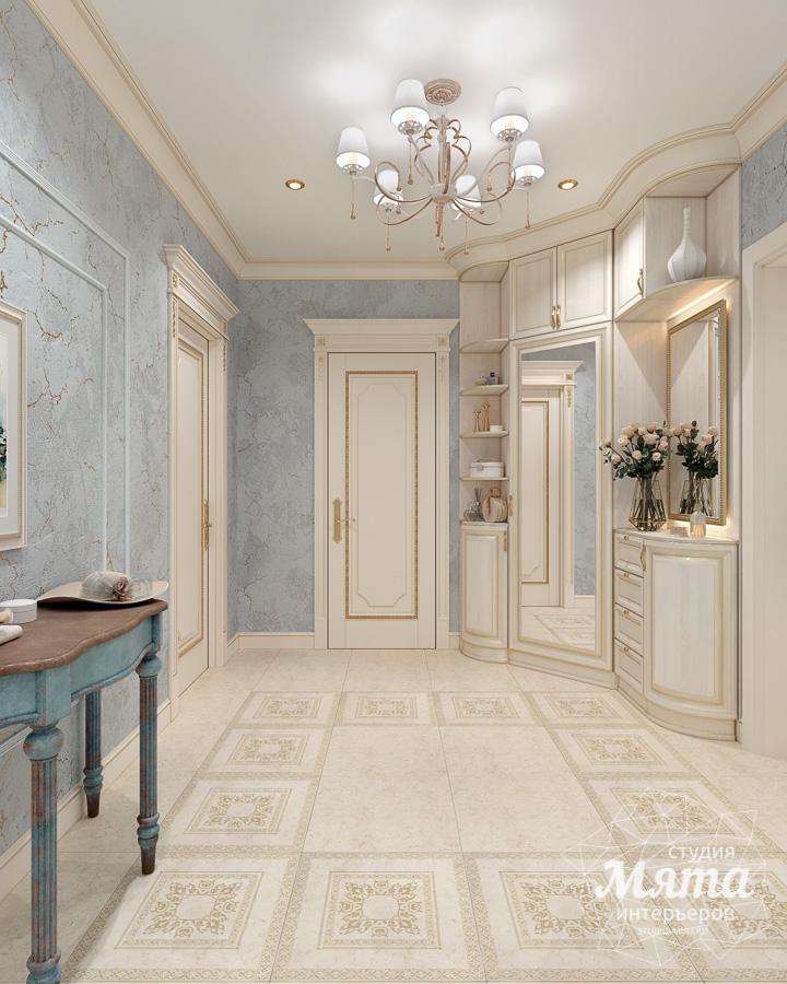 Дизайн интерьера двухкомнатной квартиры ЖК Ольховский парк img1486091412