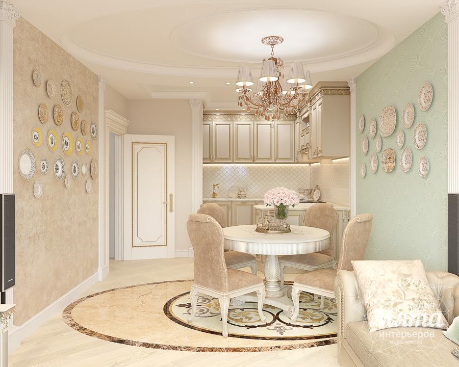 Дизайн интерьера двухкомнатной квартиры ЖК Ольховский парк img617807575