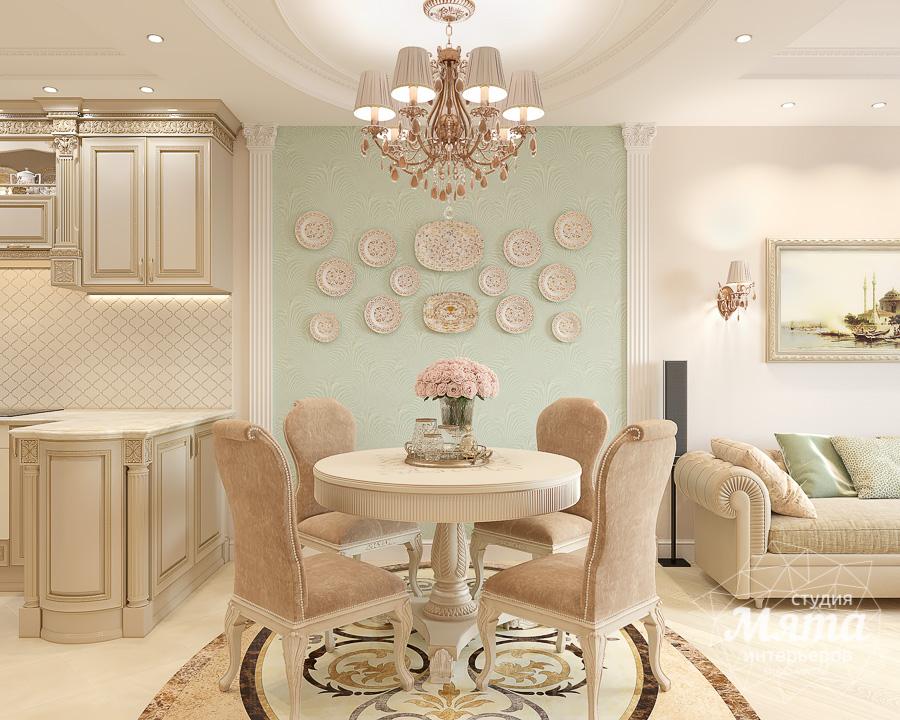 Дизайн интерьера двухкомнатной квартиры ЖК Ольховский парк img548243918