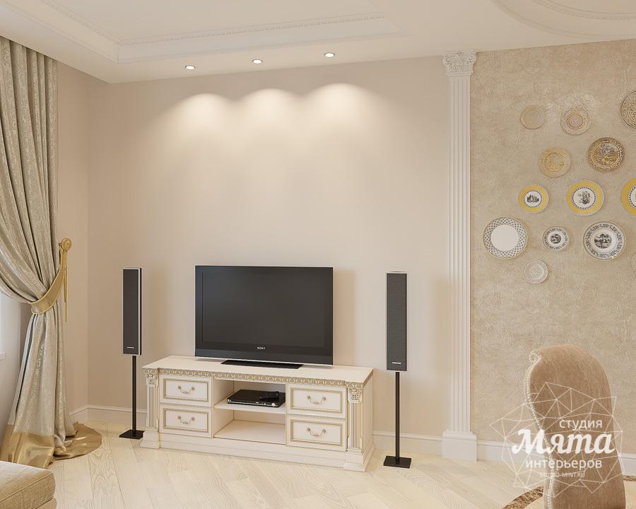 Дизайн интерьера двухкомнатной квартиры ЖК Ольховский парк img588514526