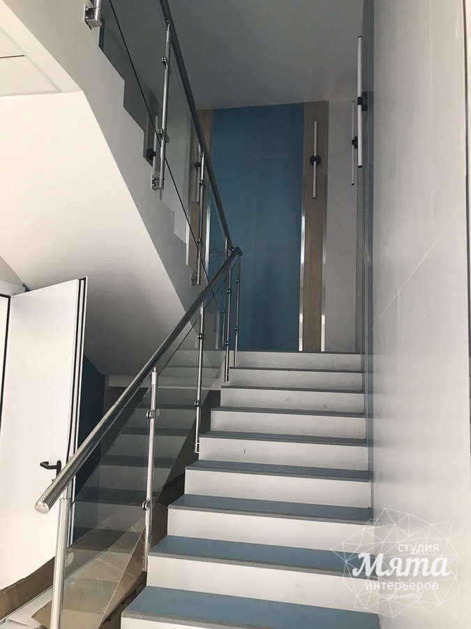 Дизайн интерьера и ремонт помещений для АО Ирбитский Молочный Завод 40