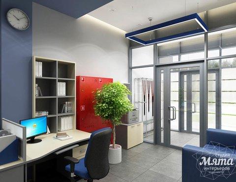 Дизайн интерьера офиса по ул. Чкалова 231